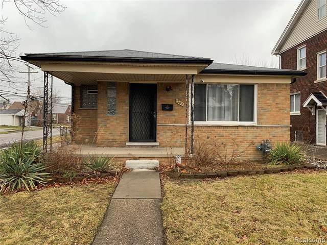 12001 Wilshire Drive, Detroit, MI 48213 (#2210002222) :: The Alex Nugent Team | Real Estate One