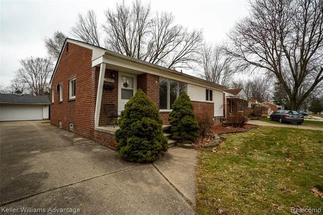 28080 W Chicago Street, Livonia, MI 48150 (#2210002276) :: BestMichiganHouses.com