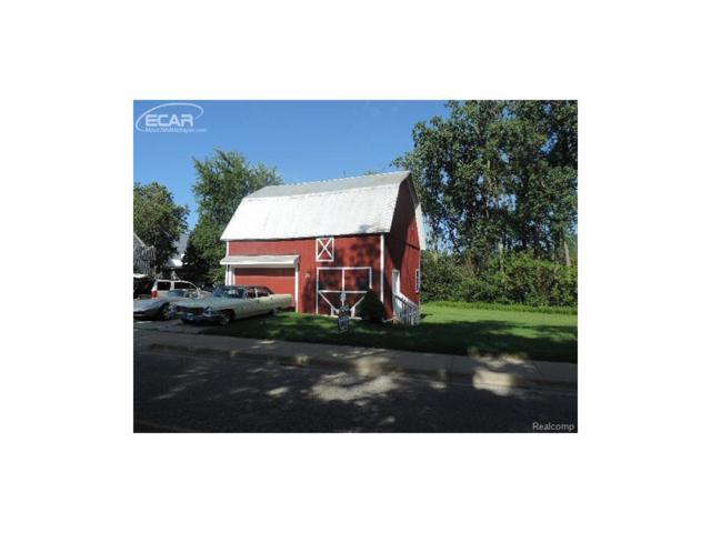 25 S Church Street, Ortonville Vlg, MI 48462 (#5030068794) :: Simon Thomas Homes