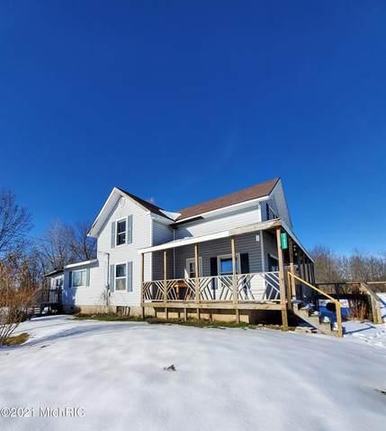 21860 W W Pierson Road, Pierson Twp, MI 49339 (#72021000896) :: The Alex Nugent Team | Real Estate One