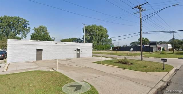 23297 Hoover Rd., Warren, MI 48089 (#2210002324) :: The Alex Nugent Team | Real Estate One