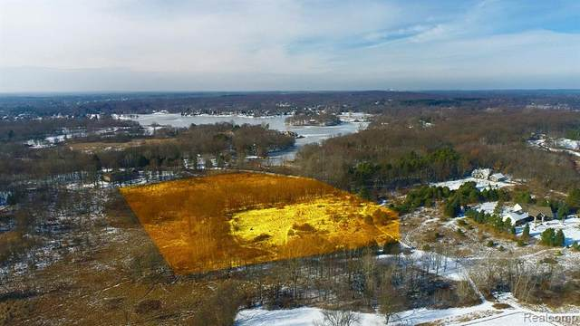 0 Bitterbush Lot #15, Independence Twp, MI 48348 (#2210002357) :: Duneske Real Estate Advisors