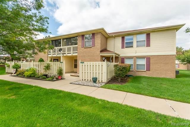 61107 Greenwood Drive, South Lyon, MI 48178 (#2210002435) :: Novak & Associates