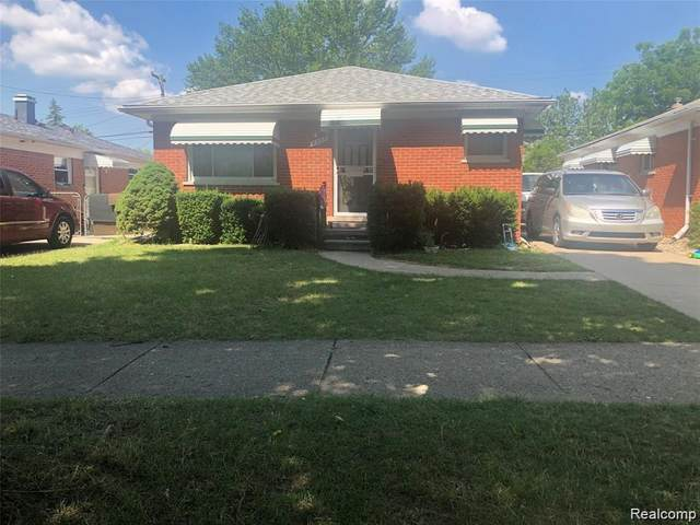 6207 N Highland Street, Dearborn Heights, MI 48127 (#2210002465) :: The Alex Nugent Team | Real Estate One