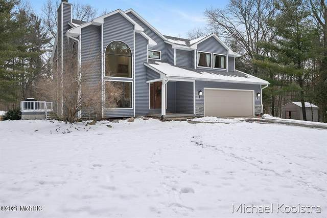 10100 Deer Creek Drive SE, Lowell Twp, MI 49301 (#65021000967) :: Keller Williams West Bloomfield