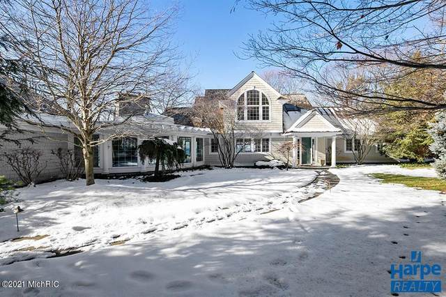14291 Terry Trail, Grand Haven Twp, MI 49417 (#65021000990) :: Duneske Real Estate Advisors