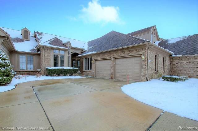 13696 Eaton Drive, Plymouth Twp, MI 48170 (#2210002532) :: The Alex Nugent Team | Real Estate One