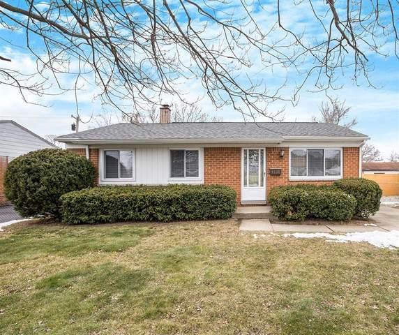 1131 Laurel Avenue, Ypsilanti Twp, MI 48198 (#543278215) :: The Alex Nugent Team | Real Estate One