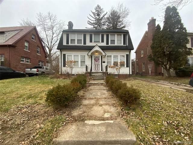 16773 Edinborough Road, Detroit, MI 48219 (#2210002642) :: Duneske Real Estate Advisors