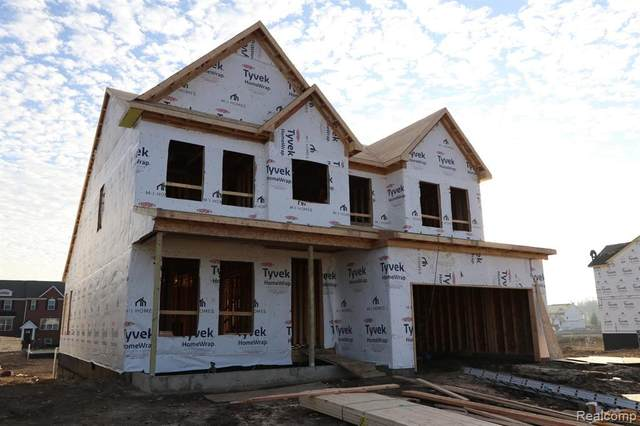 48436 Fieldstone Drive, Northville Twp, MI 48168 (#2210002674) :: The Alex Nugent Team | Real Estate One