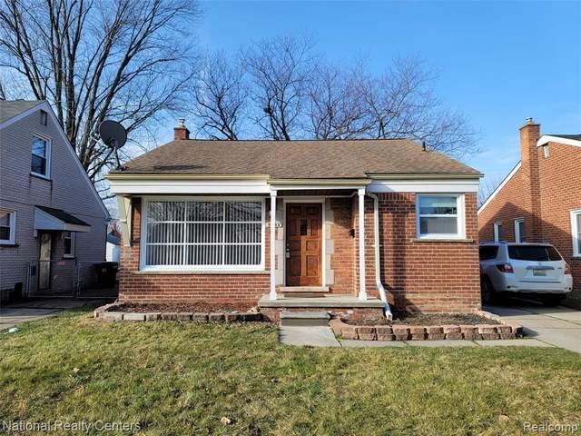 9645 Fenton, Redford Twp, MI 48239 (#2210002678) :: GK Real Estate Team