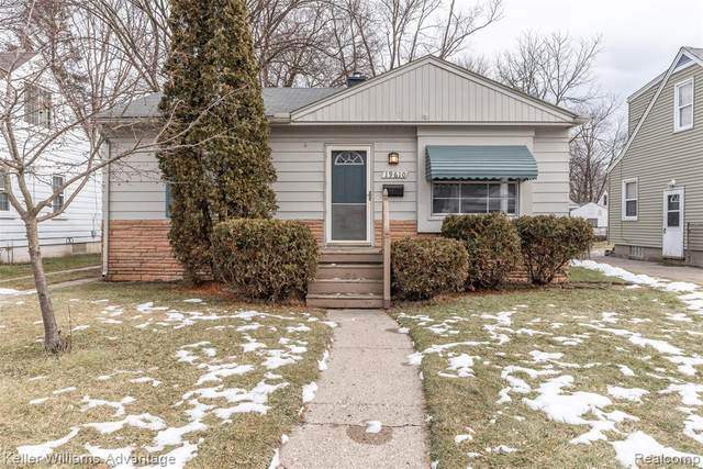 19610 Garfield, Redford Twp, MI 48240 (#2210002712) :: The Mulvihill Group
