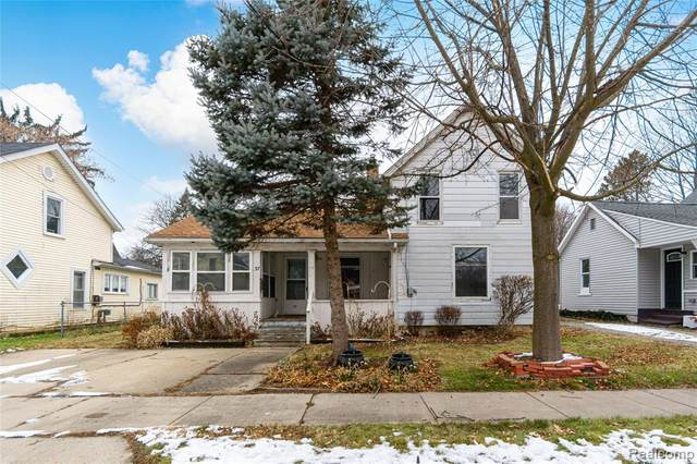 37 Mill Street, Lapeer, MI 48446 (#2210002727) :: Robert E Smith Realty