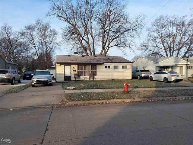 26565 Brush Street, Madison Heights, MI 48071 (#58050032133) :: RE/MAX Nexus
