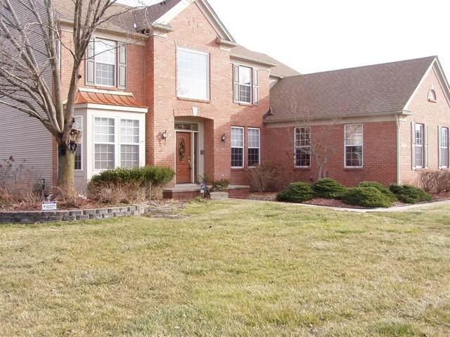 8049 Pebblestone Drive, Ypsilanti Twp, MI 48197 (#543278309) :: The Alex Nugent Team | Real Estate One