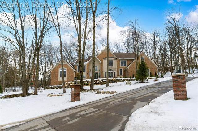 1865 Hickory Valley Road, Milford Twp, MI 48380 (#2210002831) :: Novak & Associates