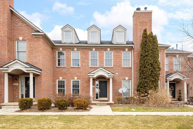 3336 Endsleigh Lane, PITTSFIELD CHARTER, MI 48197 (#543278253) :: The Alex Nugent Team | Real Estate One