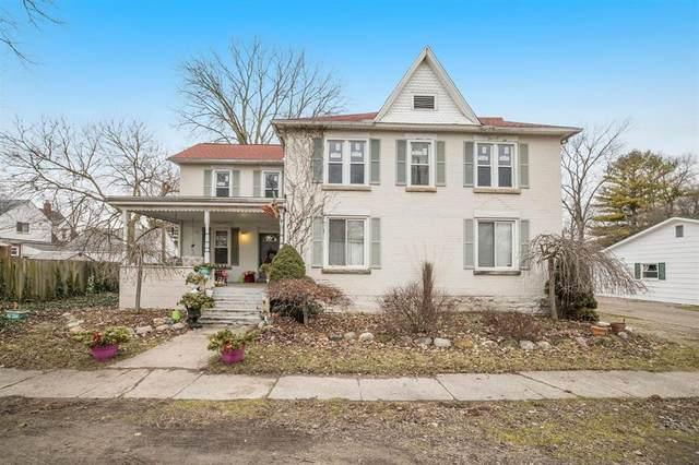 12725 Crane Street, Carleton, MI 48117 (#543278325) :: The Alex Nugent Team | Real Estate One