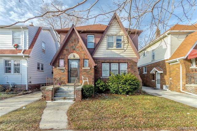 6443 Barrie Street, Dearborn, MI 48126 (#2210002934) :: The Alex Nugent Team | Real Estate One