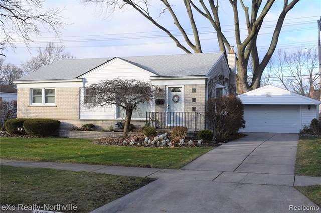 29580 Hathaway Street, Livonia, MI 48150 (#2210002983) :: Novak & Associates