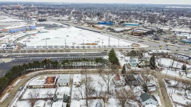 39 Hillsmont Avenue, Pontiac, MI 48341 (#2210002998) :: GK Real Estate Team