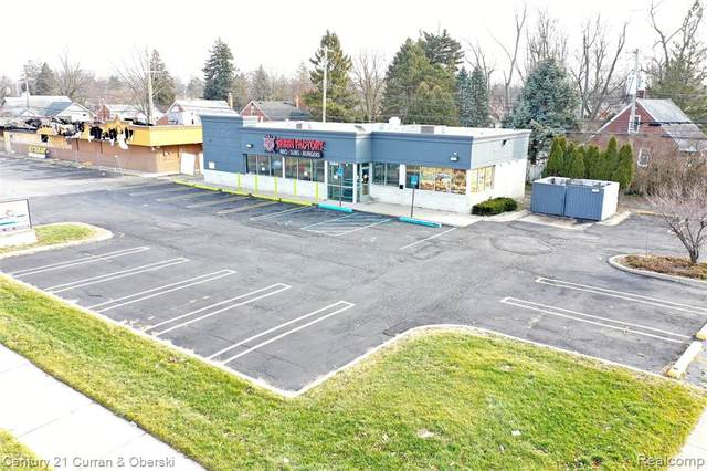 27609 Plymouth Road, Livonia, MI 48150 (#2210002999) :: Novak & Associates