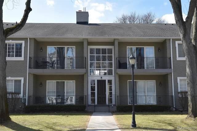 1115 N Old Woodward Ave #64, Birmingham, MI 48009 (#2210003001) :: The Alex Nugent Team | Real Estate One