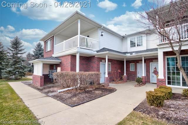 14397 Moravian Manor Circle, Sterling Heights, MI 48312 (#2210003005) :: Keller Williams West Bloomfield