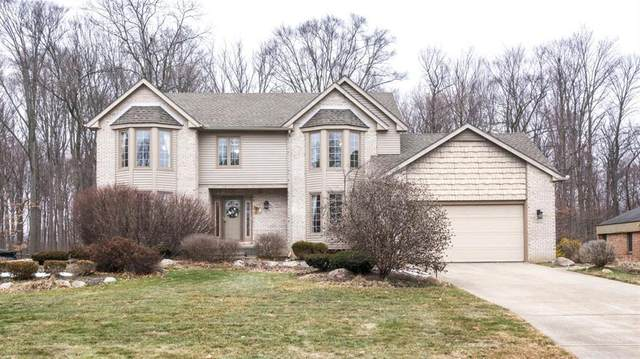 22831 Vacri Lane, Farmington Hills, MI 48335 (#543278318) :: The Alex Nugent Team | Real Estate One