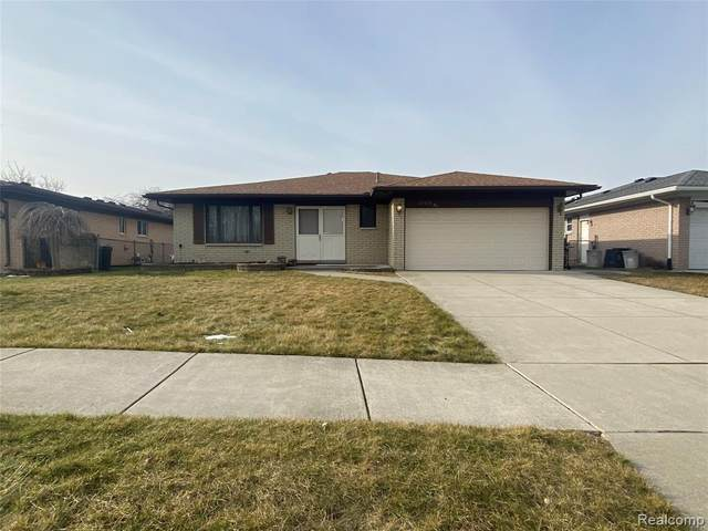 37079 Colgate Court, Sterling Heights, MI 48310 (#2210003064) :: The Alex Nugent Team | Real Estate One