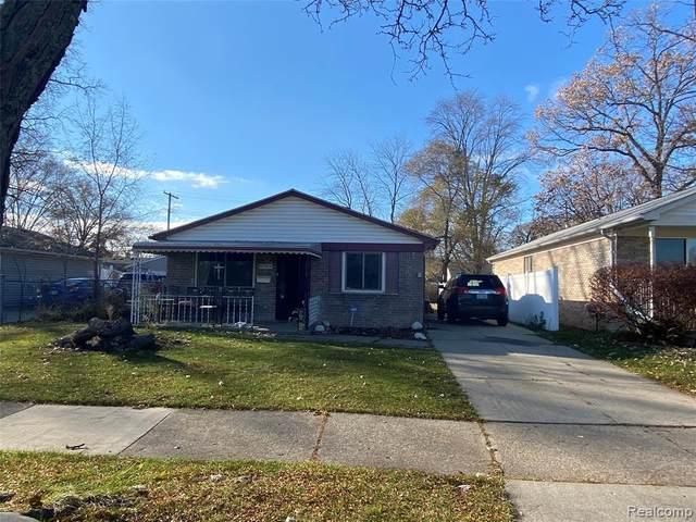 27385 Lorenz Street, Madison Heights, MI 48071 (#2210003065) :: The Alex Nugent Team | Real Estate One