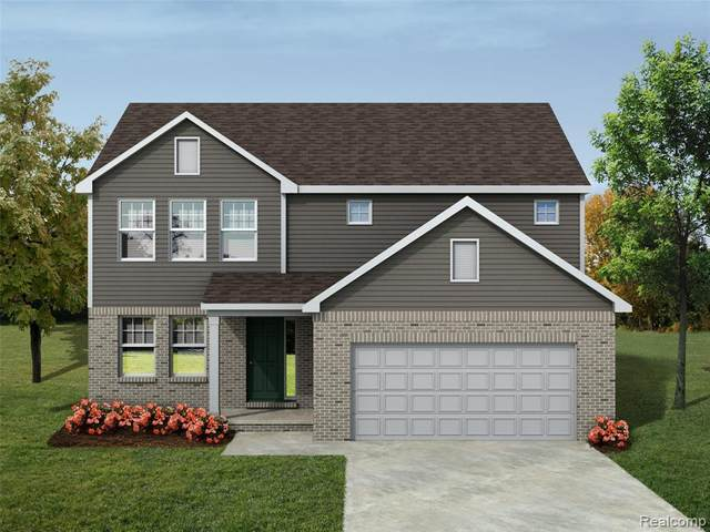 23863 Shadow Woods Avenue, Macomb Twp, MI 48042 (#2210003081) :: The Alex Nugent Team | Real Estate One