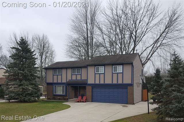 48216 Forbes Street, Chesterfield Twp, MI 48047 (#2210003093) :: Robert E Smith Realty