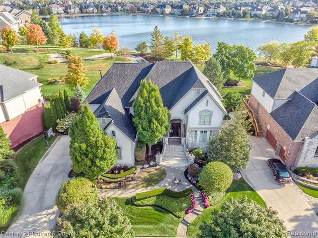 17862 Parkshore Drive, Northville Twp, MI 48168 (#2210003138) :: Duneske Real Estate Advisors