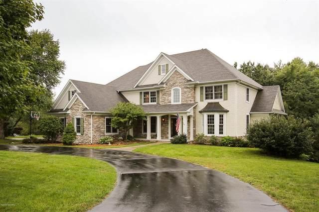 22661 Saddle Ridge Lane, Bedford Twp, MI 49017 (#66021001332) :: GK Real Estate Team
