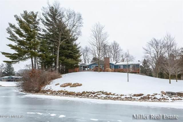 1501 Ottawa Trail, Rutland Twp, MI 49058 (#65021001347) :: The Mulvihill Group