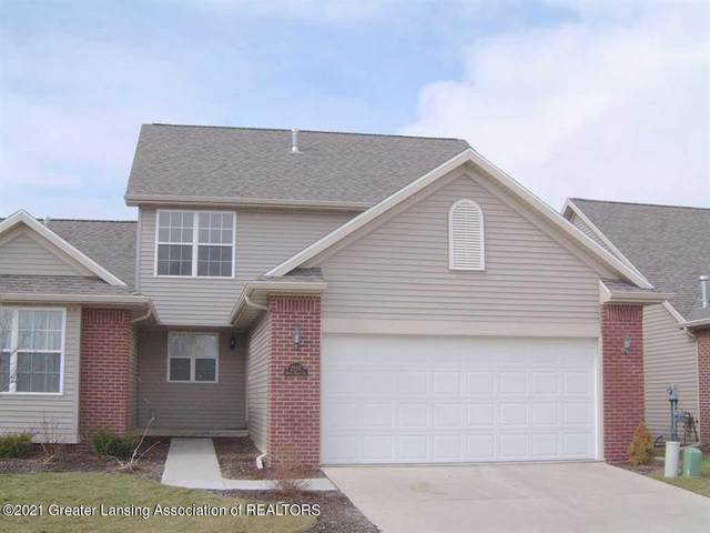 2055 Woven Heart Drive, Delhi Charter Twp, MI 48842 (MLS #630000252507) :: The Toth Team