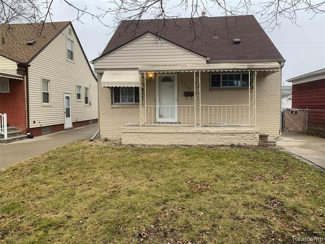 2062 Markese Avenue, Lincoln Park, MI 48146 (#2210003191) :: Alan Brown Group