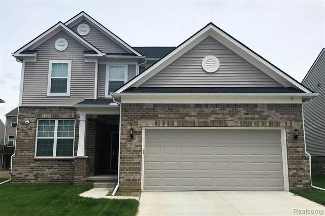 857 Groveland Circle, Pittsfield Twp, MI 48108 (#2210003232) :: The Alex Nugent Team | Real Estate One