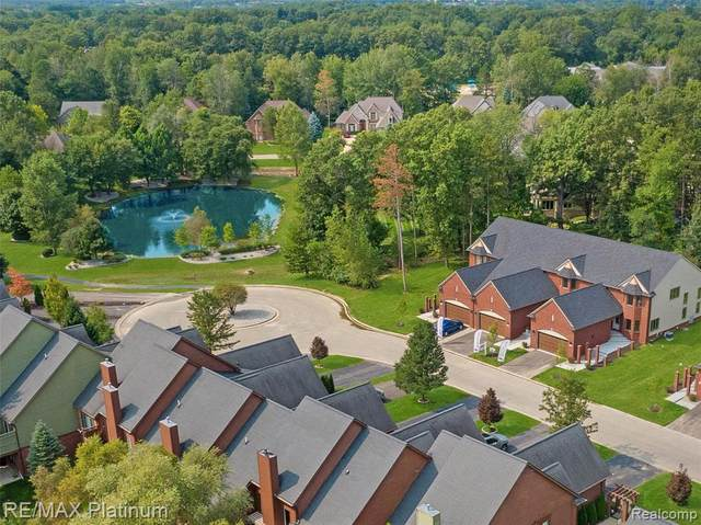 3529 Bay Harbor Dr, Brighton, MI 48114 (MLS #2210003246) :: The John Wentworth Group