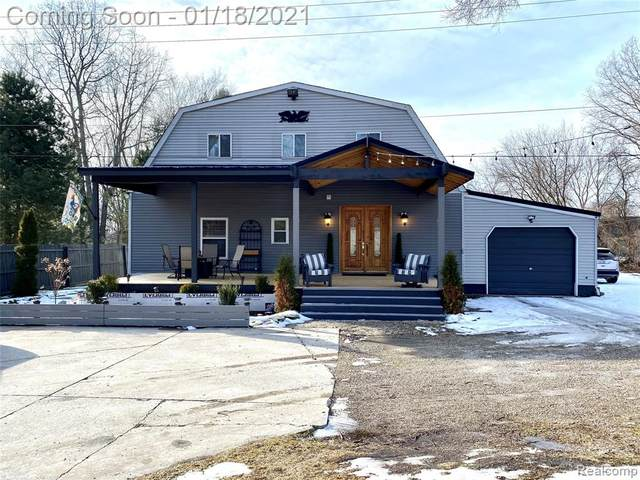 5161 Parker Road, Fort Gratiot Twp, MI 48059 (#2210003260) :: The Alex Nugent Team | Real Estate One