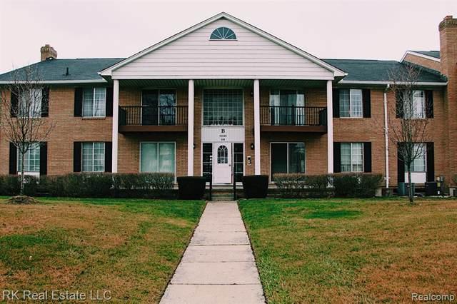 11840 15 MILE RD # U143, Sterling Heights, MI 48312 (#2210003334) :: Keller Williams West Bloomfield