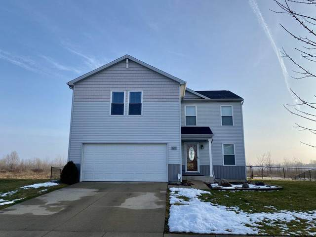 3295 Pine Run Dr, Clayton Twp, MI 48473 (MLS #5050032319) :: The John Wentworth Group