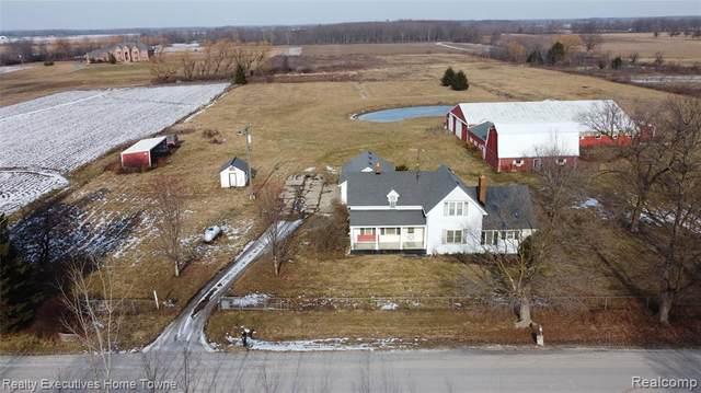 11428 Masters Road, Riley Twp, MI 48041 (#2210003390) :: Duneske Real Estate Advisors