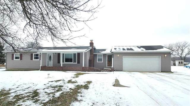 9484 N Lewis, Thetford Twp, MI 48420 (MLS #5050032341) :: The John Wentworth Group