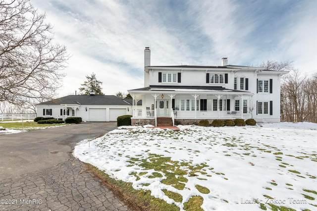 4300- 4344 4 Mile Road NW, Walker, MI 49544 (#65021001427) :: GK Real Estate Team