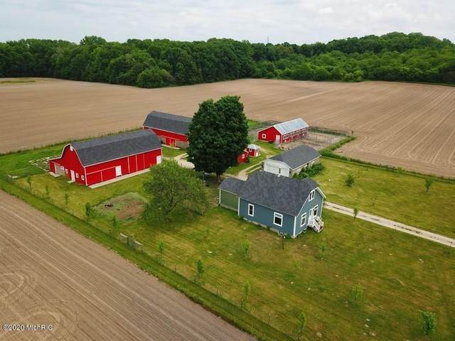 805-A Tuttle Road, Baroda Twp, MI 49101 (#69021001426) :: The Alex Nugent Team | Real Estate One