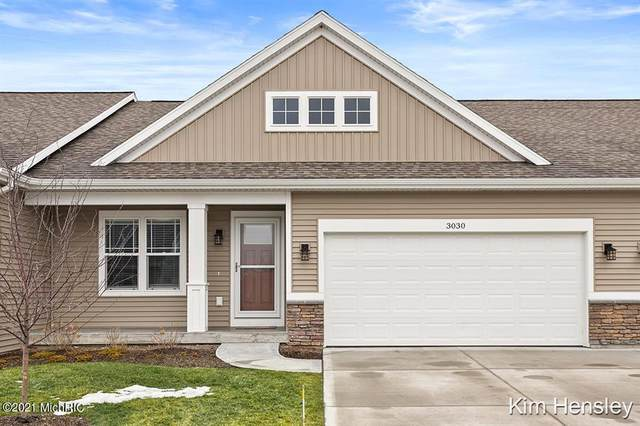 3030 Loganberry Lane #52, Holland Twp, MI 49424 (#65021001483) :: The Mulvihill Group