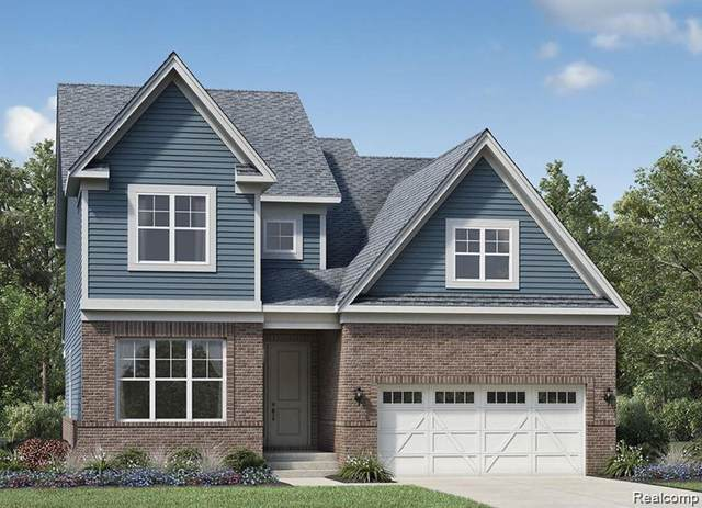 5868 Arimoore Drive, West Bloomfield Twp, MI 48322 (#2210003443) :: The Alex Nugent Team | Real Estate One