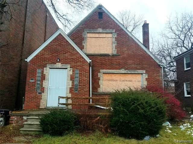 14104 Fordham Street, Detroit, MI 48205 (#2210003455) :: The Merrie Johnson Team